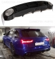 Preview: Audi A6 C7 2014-2018 FL RS6 Heck Diffusor #cashback